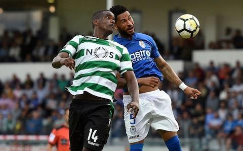 <span>West Ham could go back in for William Carvalho in January</span> <span>Credit: AFP </span>