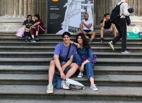 Twinkle Khanna shows off son Aarav's culinary skills with a lip-smacking post