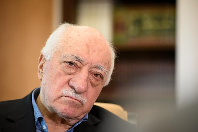 U.S.-based Turkish cleric Fethullah Gulen at his home in Saylorsburg, Pa., in 2017. (Photo: Charles Mostoller/Reuters)