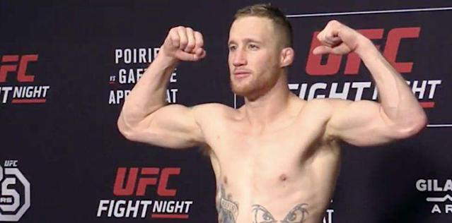 UFC on FOX 29 Weigh-in Results: Dustin Poirier and Justin Gaethje Hit the Mark