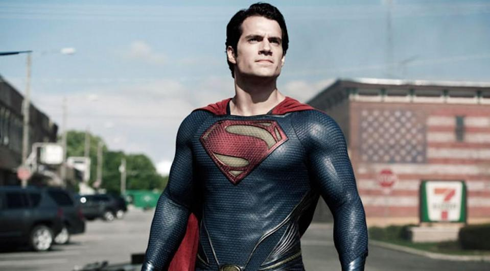 Henry Cavill cited 'Superman: Red Son' as a key influence on his performance in 'Man of Steel' (credit: Warner Bros)