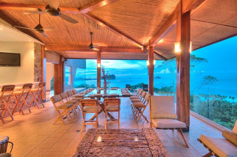 """<p>""""Costa Rica has a bit more of an exotic appeal, which has definitely led the country to gain more attention,"""" says Tara Soloway, Luxe Destination Weddings. There are also a ton of activities to entertain including horseback riding and hiking. <em>(Photo courtesy of </em><a rel=""""nofollow"""" href=""""https://www.tripadvisor.com/VacationRentalReview-g309274-d1896675-Conde_Nast_Award_Winning_Fully_Staffed_10BR_Ocean_View_Luxury_Villa-Manuel_Antonio_Pro.html""""><em>TripAdvisor</em></a><em>)</em> </p>"""