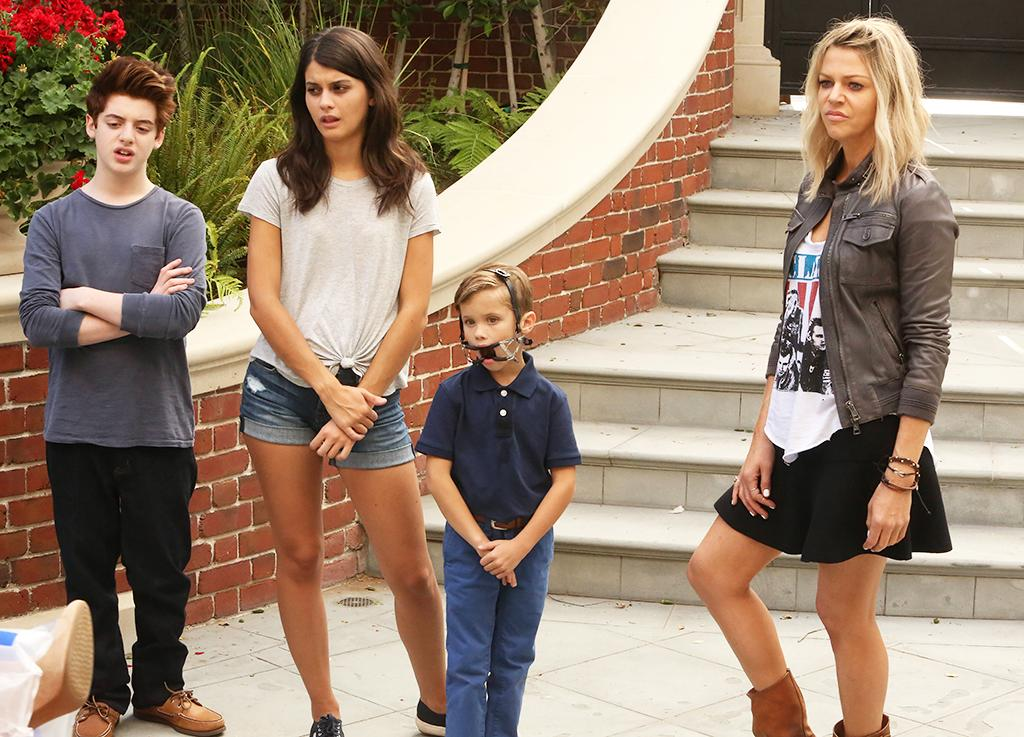 """<p><b>The 1-Sentence Pitch:</b> What if a woman as irresponsible as <i>It's Always Sunny in Philadelphia</i>'s Dee were forced to raise her sister's children?<br /><br /><b>What to Expect:</b> Creators John and Dave Chernin were longtime writers for <i>Always Sunny</i>; Kaitlin Olson is one of its stars. But rather than a watered-down <i>Always Sunny</i>, John says they wanted something """"that would make you groan the way <i>Married… With Children</i> used to."""" The characters aren't lovable, but they love each other — which gives them leeway to do absolutely <i>terrible</i> things, resulting in some truly hilarious moments. Is feel-good cringe comedy a thing? It is now. <br /><br /><b>Getting Physical:</b> Olson is a fearless comedian, often at the expense of her body. """"She would go to the hospital once a season"""" as a result of some stunt or another on the <i>Always Sunny</i> set, says John. And while they're happy to make use of her gifts in that way — Dave says their motto is, """"The more violent, the funnier"""" — they often have to play stunt police. Says John, """"It's usually about trying to pull Kaitlin back."""" <i>—Robert Chan</i> <br /><br />(Credit: Fox) </p>"""