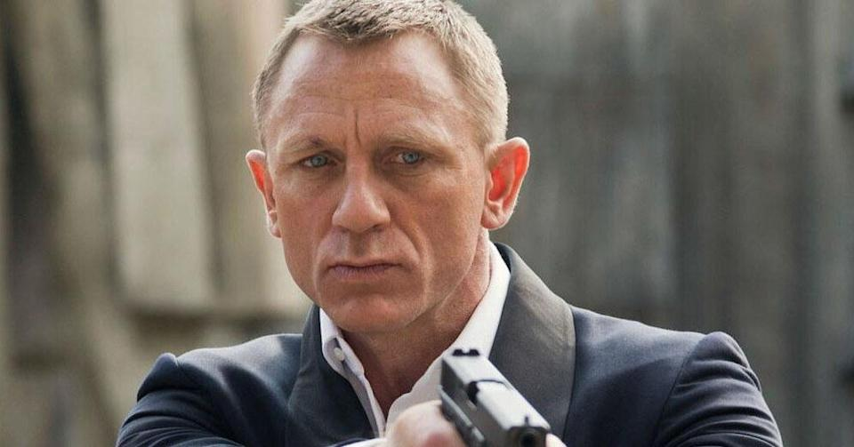 'Bond 25' is set to be Daniel Craig's fifth, and possibly final, outing as Ian Fleming's spy James Bond. (Credit: Eon)
