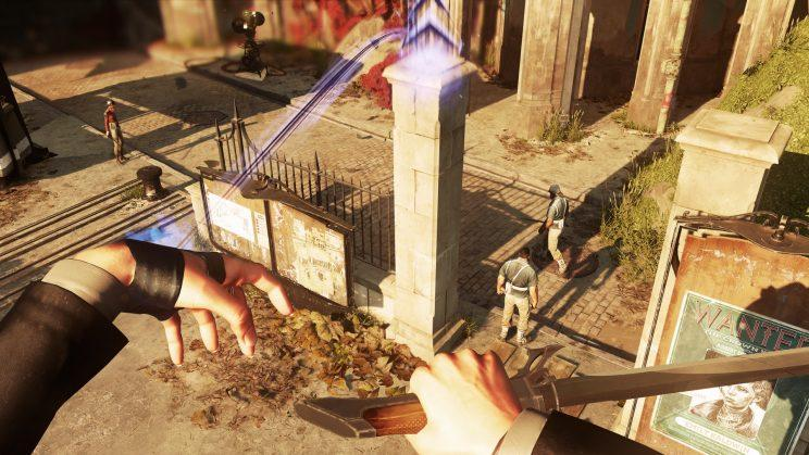 Dishonored 2 powers.