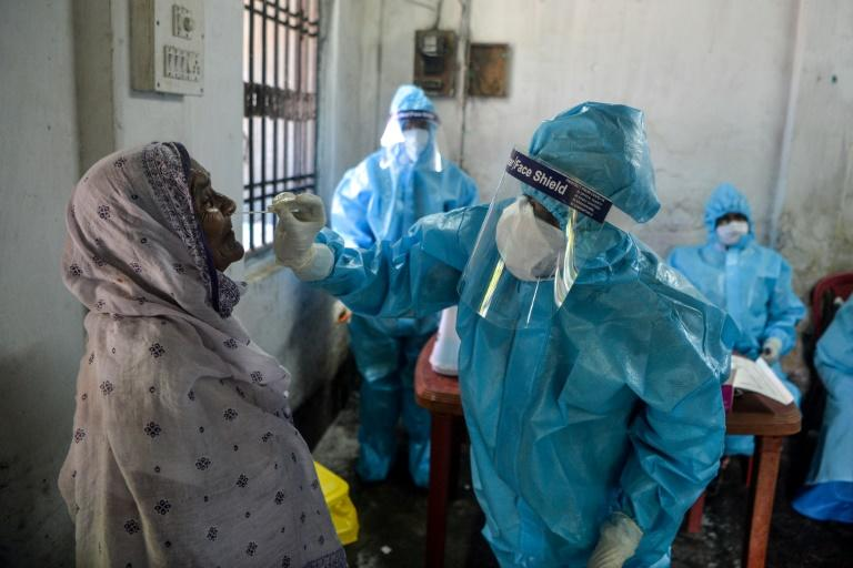 India eases restrictions despite surging virus cases