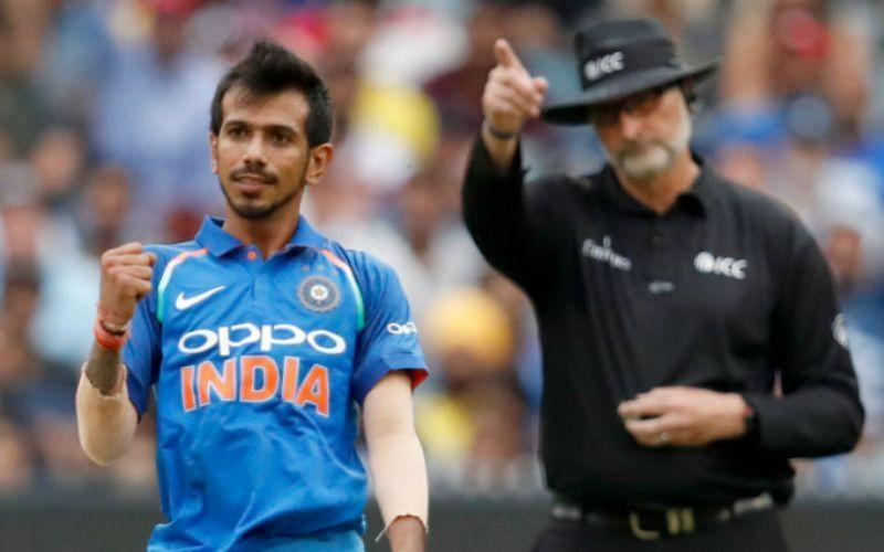 Yuzvendra Chahal is the only spinner in the world to take six wickets in an ODI in Australia