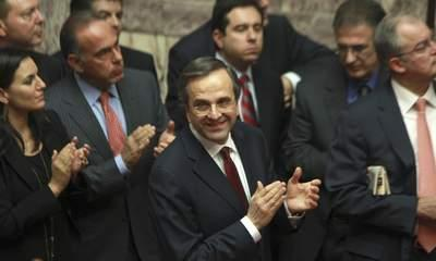 Greece Approves 2013 Austerity Budget