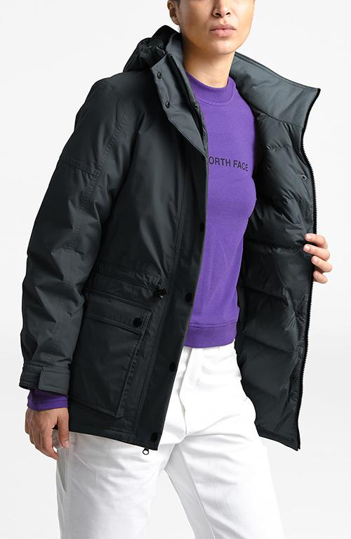 Stay warm and dry with this toasty parka. (Photo: Nordstrom)