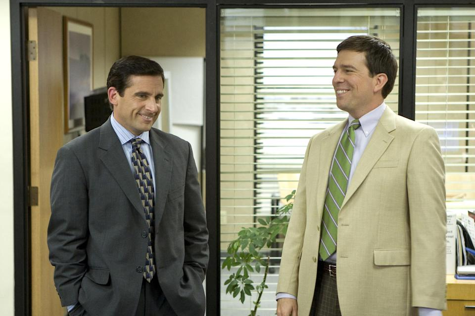Writers had fun crafting stories for Ed Helms that he became a series regular, as initially he was supposed to appear only in eight episodes of The Office.
