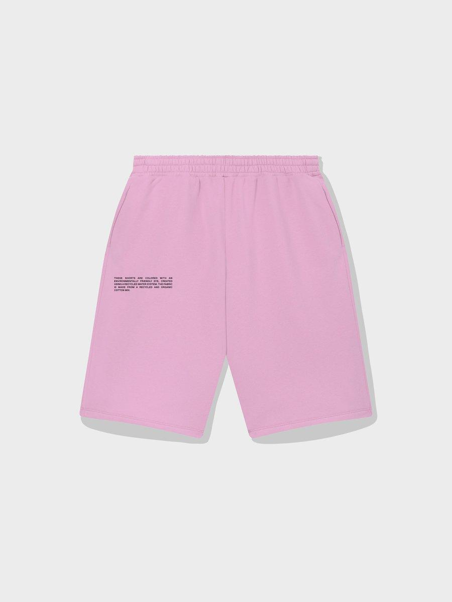 """Embrace <em>la vie en rose</em> with the sweat shorts of our dreams. The <a href=""""https://www.glamour.com/story/gabrielle-union-favorites?mbid=synd_yahoo_rss"""" rel=""""nofollow noopener"""" target=""""_blank"""" data-ylk=""""slk:celeb-loved"""" class=""""link rapid-noclick-resp"""">celeb-loved</a> brand Pangaia is known for its innovative use of materials: the fabric is a mix of recycled and organic cotton while the pink hue is created with environmentally friendly dyes and a recycled water system. $80, Pangaia. <a href=""""https://thepangaia.com/products/lightweight-recycled-cotton-long-shorts-rose-pink"""" rel=""""nofollow noopener"""" target=""""_blank"""" data-ylk=""""slk:Get it now!"""" class=""""link rapid-noclick-resp"""">Get it now!</a>"""