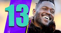 <p>When you think about what the Steelers will do about Antonio Brown this offseason, they'll also consider how lost they looked without him in Week 17. (Antonio Brown) </p>