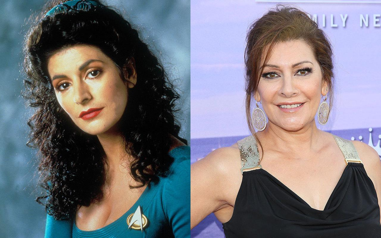 <p>Born in London's East End to Greek-born parents, Sirtis played ship's counselor Troi in 'The Next Generation' but didn't really settle into the role until they gave her a proper Starfleet uniform to cover up her cleavage. Sirtis reprised her role in an episode of 'Star Trek Voyager' in 2000 but she's stayed with 'Star Trek' in several small ways, not just on the convention circuit but also as the voice of the ship's computer in unofficial fan series 'Star Trek Continues'. Watch her, if you dare, in 2016 horror 'Little Dead Rotting Hood'.</p>