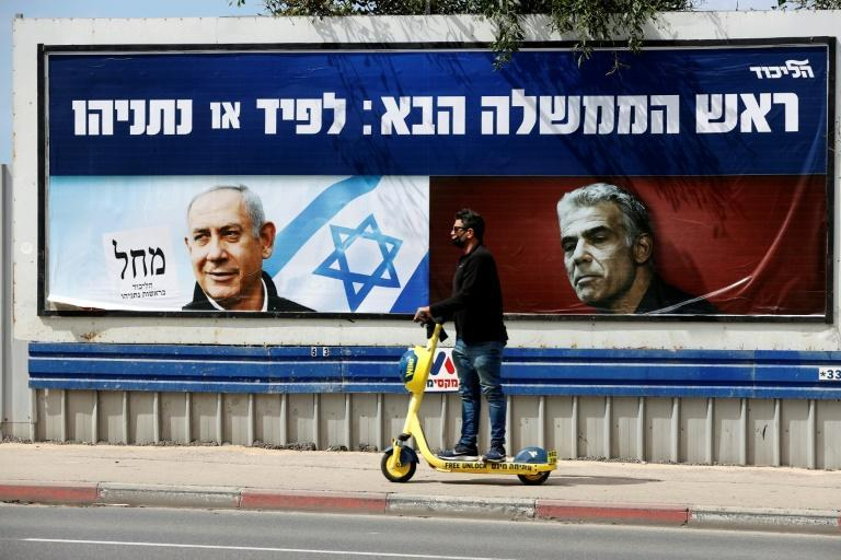 Netanyahu is hoping he can sneak over the line this time thanks to the inoculation drive