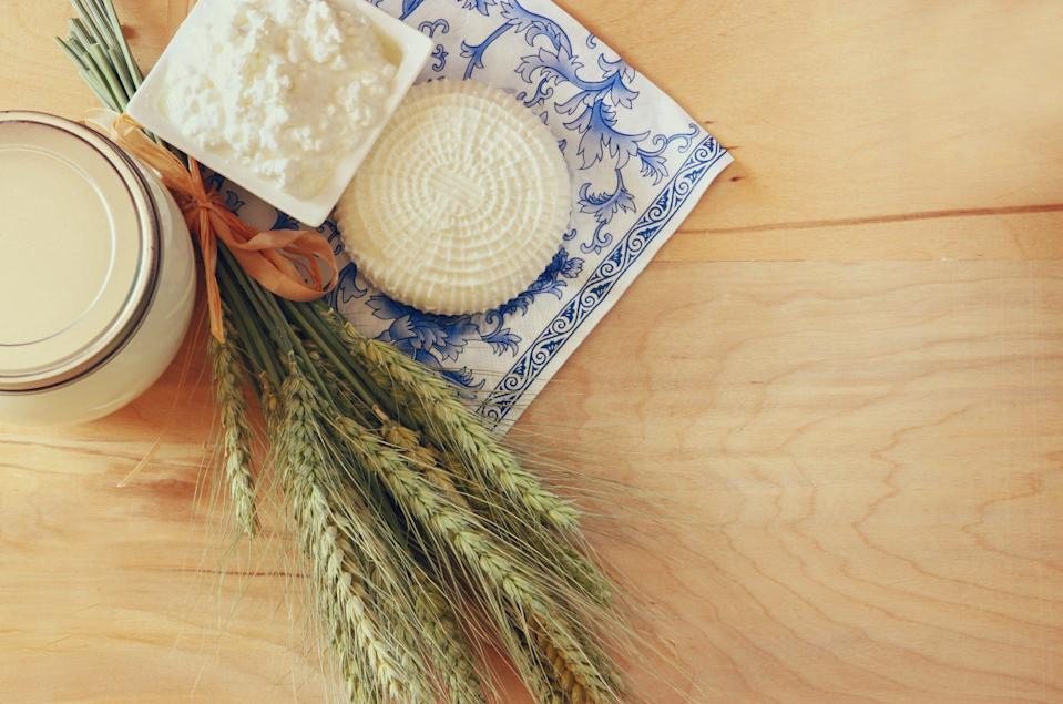 Jews who observe Shavuot typically eat dairy during the holiday.