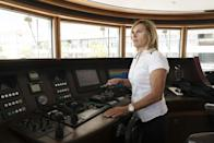 "<p>All crew members must use the appropriate titles for their superiors when on charter. That means addressing Captain Sandy as captain. Although it sounds like a little thing, <a href=""https://www.sun-sentinel.com/features/fl-fea-captain-sandy-yawn-rules-for-new-season-below-deck-mediterranean-20180516-story.html"" rel=""nofollow noopener"" target=""_blank"" data-ylk=""slk:respect and hierarchy are a huge part of yachting"" class=""link rapid-noclick-resp"">respect and hierarchy are a huge part of yachting</a>. </p>"