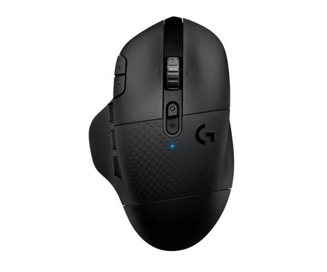 Logitech's latest gaming mouse features boosted battery life