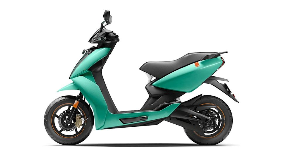 The Ather 450X's price in Mumbai has been slashed by Rs 20,000. Image: Ather Energy