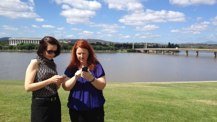 New app guides Canberra tourists