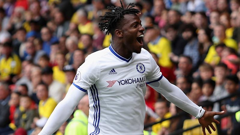Michy Batshuayi Chelsea Premier League