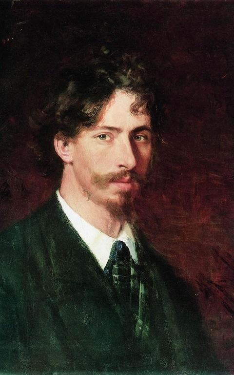Ilya Repin was one of the greatest Russian artists of the 19th century - Credit: GL Archive / Alamy Stock Photo