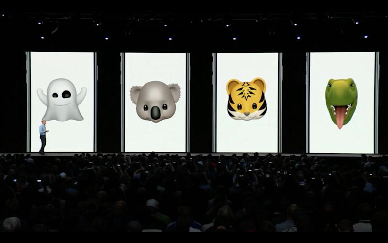 ios 12 review animoji