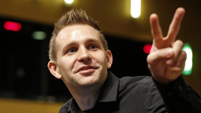 Austrian Max Schrems has been in a years-long battle over the transfer of his data to the US