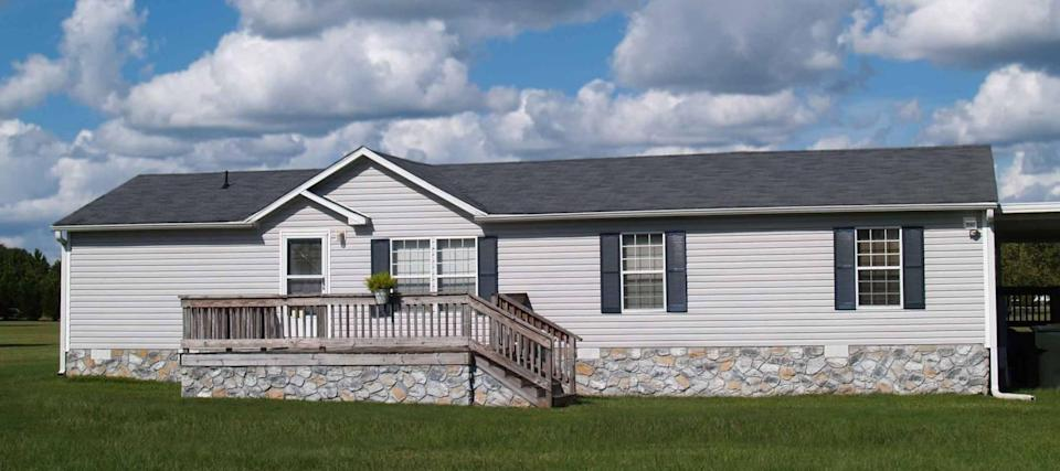 Think you can't afford a place of your own? Here's how to finance a mobile home