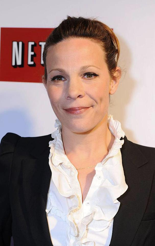 """Lili Taylor arrives at the """"Hemlock Grove"""" North America premiere for Netflix on Tuesday April 16, 2013, in Toronto."""