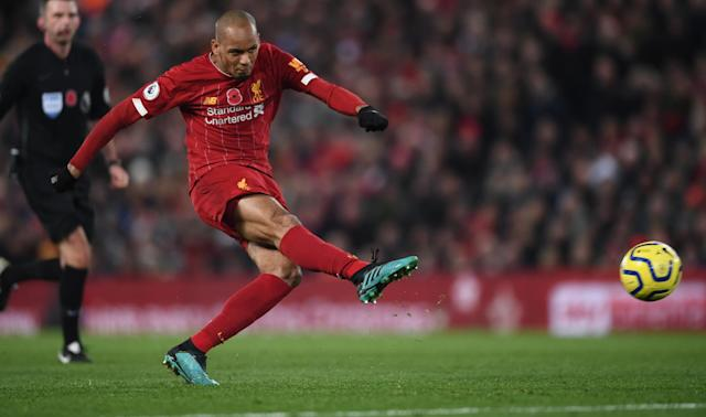 Brazil coach Tite said his squad could feel the confidence Liverpool midfielder Fabinho was bringing.