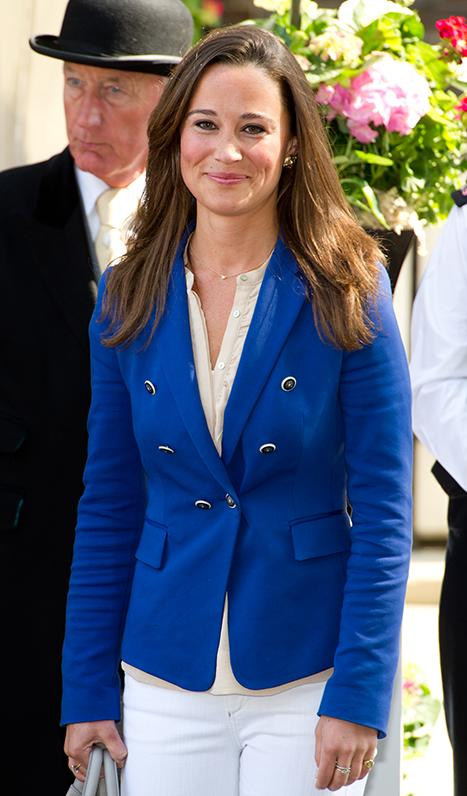 """Pippa Middleton: It's """"Startling"""" to Be Known for My Famous Butt, Relatives"""