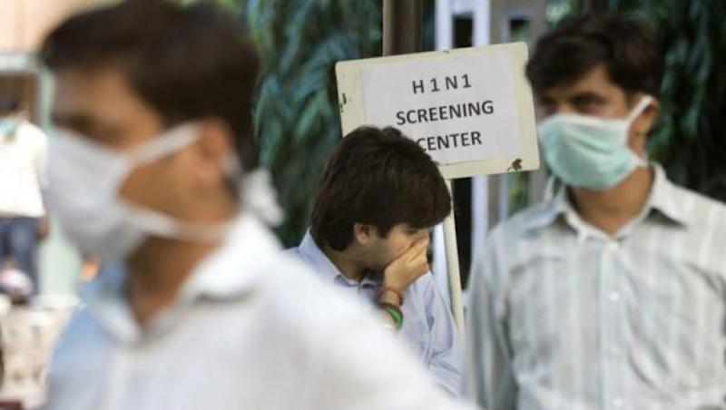 Swine Flu Scare in North India: After Maharashtra, Punjab and UP Witness H1N1 Cases, One Dead