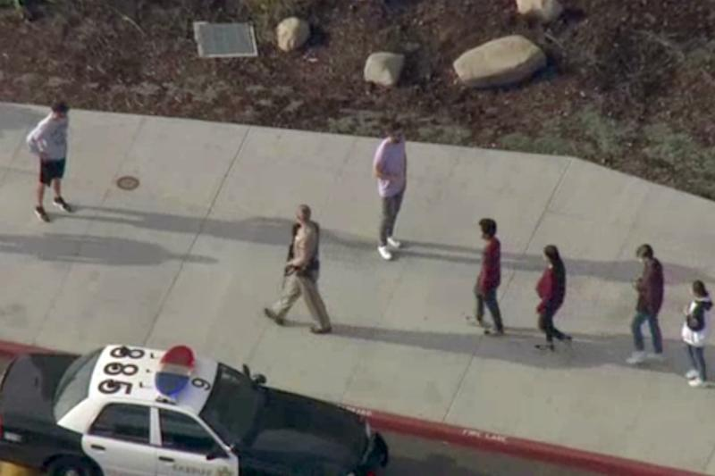 One Killed, Five Injured After Student Shooter Opens Fire at California High School