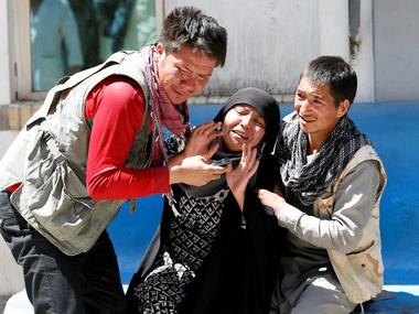 Suicide attack in Kabul kills 57, injures 119; blast leads to growing concerns on security in lead-up to elections