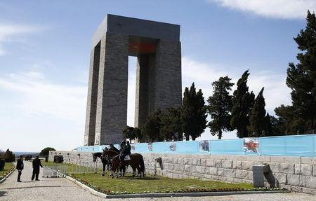 Terrorists may seek to target Anzac Day commemorations in Gallipoli, Government says