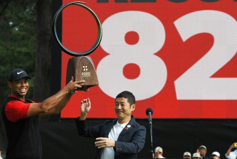 Tiger Woods won a record-equalling 82nd PGA Tour title at Japan's Zozo Championship in 2019