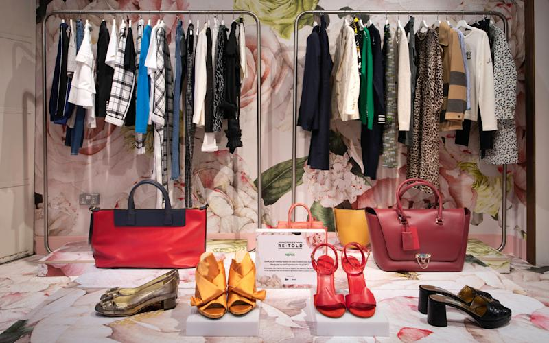 Discerning buyers can now find exceptional edits of vintage clothing in an elegant, curated setting with expert service
