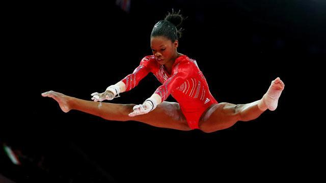 Gabrielle Douglas: It seems to happen every four years: A U.S. gymnast you've never heard of heads to the Olympic Games and, in only a few days, wins over America's heart. Gabrielle Douglas did that in 2012 in what was arguably the most popular all-around win for an American since Mary Lou Retton did it way back in 1984.