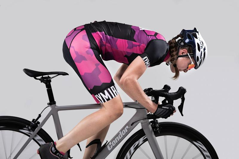 Kymira makes smart clothing for athletes to aid recovery and performance (Kymira)