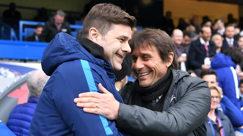 Conte: Chelsea will continue 'very difficult' fight for Champions League