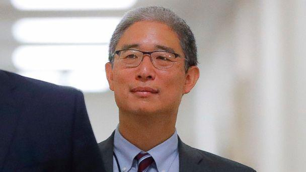 PHOTO: In this Aug. 28, 2018, file photo, Justice Department official Bruce Ohr arrives for a closed hearing of the House Judiciary and House Oversight committees on Capitol Hill in Washington. (Pablo Martinez Monsivais/AP)