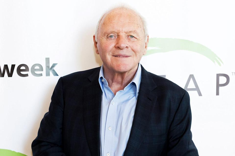 <p>Though he's been nominated for eight Golden Globe Awards, when Anthony Hopkins won the Cecil B. DeMille Award in 2006, it was his first Globes win.</p>