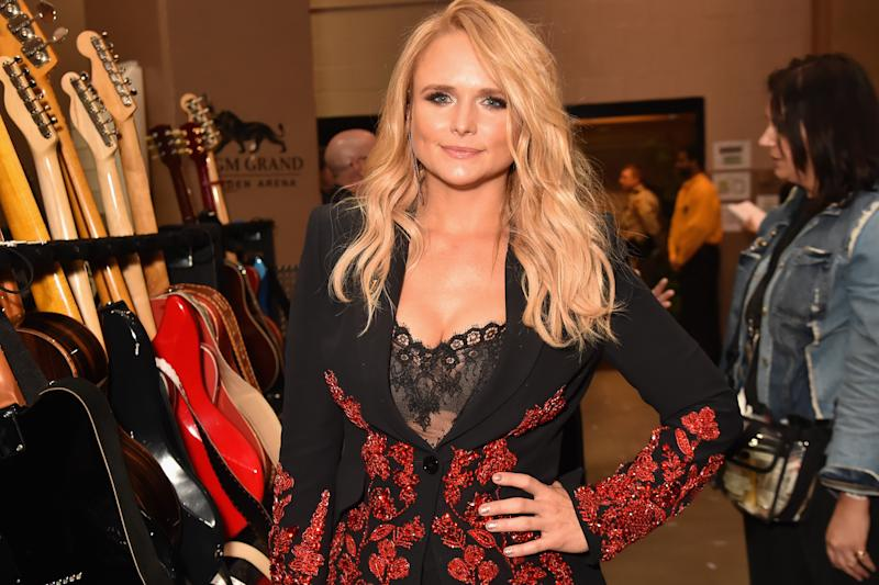 Miranda Lambert Reportedly Dumps Salad on Woman's Lap
