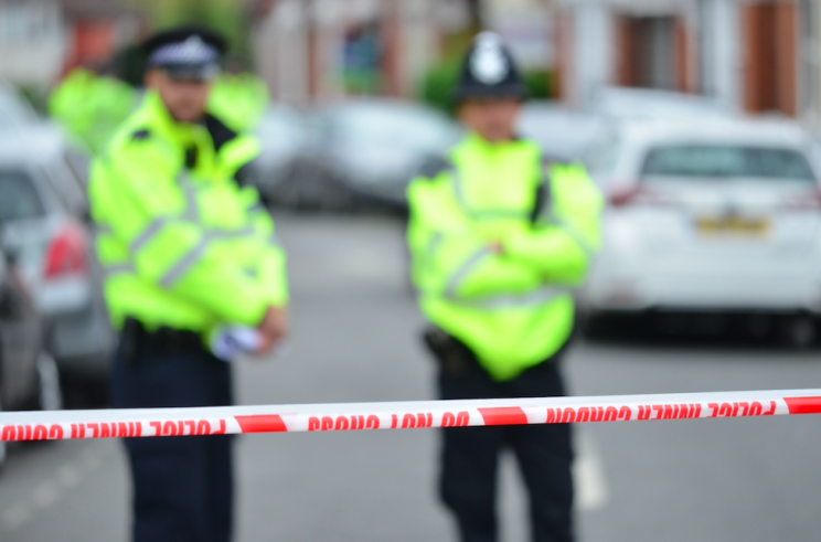 Crime in England and Wales suffers largest annual rise in a decade