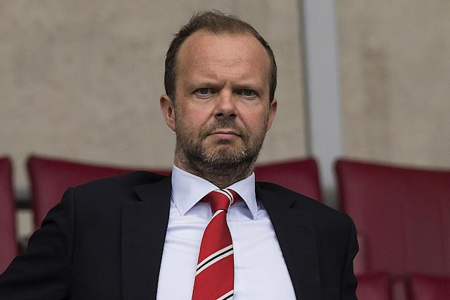 Ed Woodward's inexperience and incompetence as Manchester United executive vice-chairman have played a role in the club's spiral. (Getty)