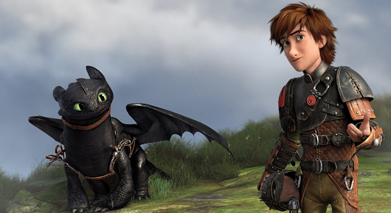 Jay Baruchel gives voice to Hiccup in 'How to Train Your Dragon 2' (Photo: Dreamworks)