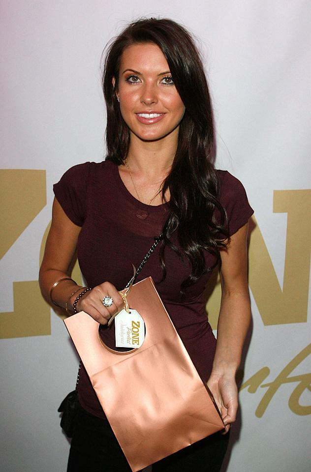 "Audrina Patridge of ""The Hills"" stopped by the gift lounge at Zune LA, even though she must be busy these days. Earlier in the week, cameras caught the aspiring actress and co-star Kristin Cavallari <a href=""http://omg.yahoo.com/photos/the-hills-ladies-do-lunch/3530"">filming a scene</a> for their hit MTV show. Matt Simmons/ <a href=""http://www.wireimage.com"" target=""new"">WireImage.com</a> - January 14, 2010"