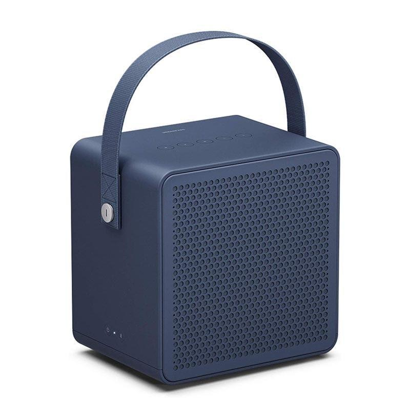 """For someone who works from home and listens to music all day, a functional decor piece is hugely appealing. The Rålis may not be the lightest portable speaker on the market, but the sturdy handle makes it easy to carry around. $120, Amazon. <a href=""""https://www.amazon.com/Urbanears-Ralis-Portable-Bluetooth-Speaker/dp/B07QRCRDKH?th=1"""" rel=""""nofollow noopener"""" target=""""_blank"""" data-ylk=""""slk:Get it now!"""" class=""""link rapid-noclick-resp"""">Get it now!</a>"""