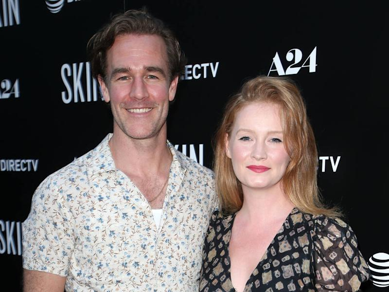 James Van Der Beek's wife 'almost lost her life' while miscarrying son
