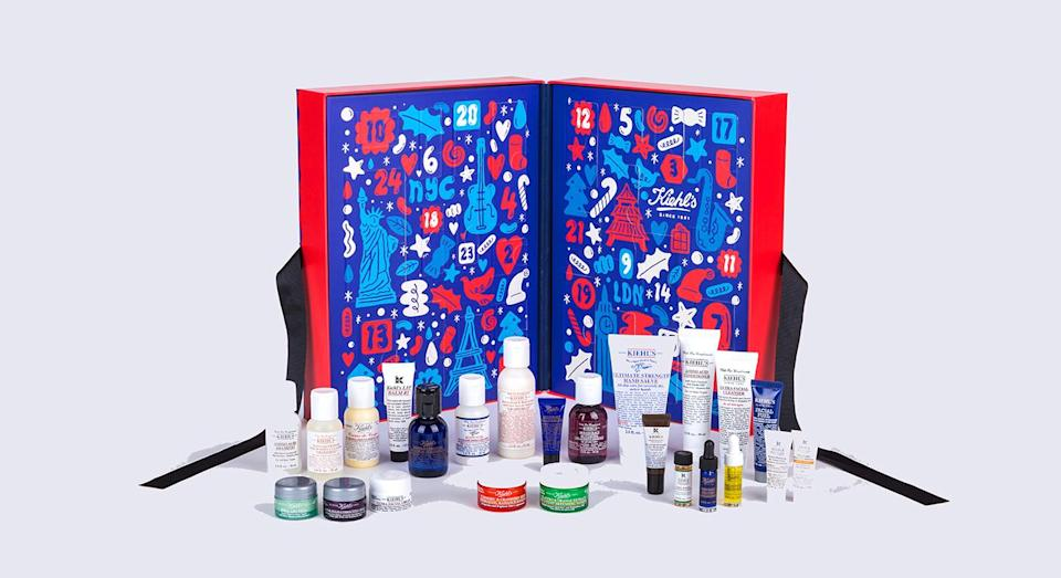 <p>Packed with top beauty buys such as skin-fixing masques to cult classics like Creme de Corps and Ultimate Strength Hand Salve, this advent calendar will ensure you've got everything you need to keep your complexion clear as the new year approaches. <em>Available exclusively from Selfridges from 19 October.</em> </p>
